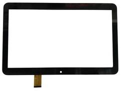 Тачскрин для планшета Tesla Magnet (YLD-CEGA566-FPC-A0), цвет: черный