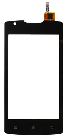 Тачскрин для Lenovo A1000, цвет: черный
