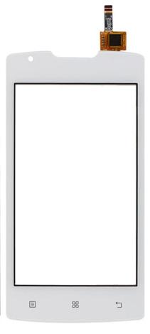 Тачскрин для Lenovo A1000, цвет: белый