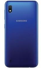 Задняя крышка (корпус) для Samsung Galaxy A10 (SM-A105), цвет: синий