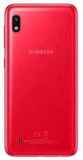 Задняя крышка (корпус) для Samsung Galaxy A10 (SM-A105), цвет: красный