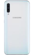 Задняя крышка (корпус) для Samsung Galaxy A20 (SM-A205), цвет: белый