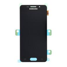 Экран для Samsung Galaxy A3 2016 (A310) с тачскрином, цвет: черный (оригинал)