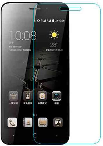 Защитное стекло для ZTE Blade A601 цвет: прозрачный