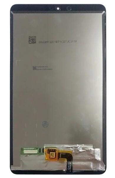 Экран для Xiaomi Mi Pad 4 с тачскрином, цвет: черный (оригинал, переклейка)