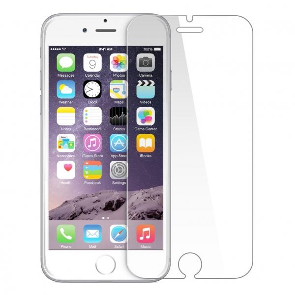 Защитное стекло для Apple iPhone 6s Plus, цвет: прозрачный