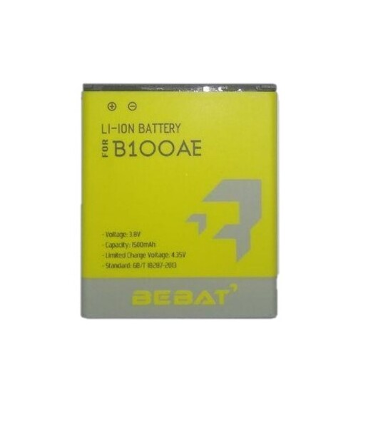 Аккумулятор Bebat для Samsung Galaxy Ace 4 Lite G313H, Galaxy Ace 4 Neo SM-G318H (EB-BG313BBE, B100AE)