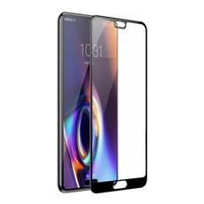 Защитное стекло для Huawei P20 Pro 5D (полная проклейка) цвет: черный