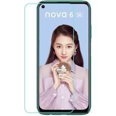 Защитное стекло для Huawei Nova 6 SE, цвет: прозрачный