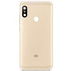 Задняя крышка для Xiaomi Mi A2 Lite цвет: золотой