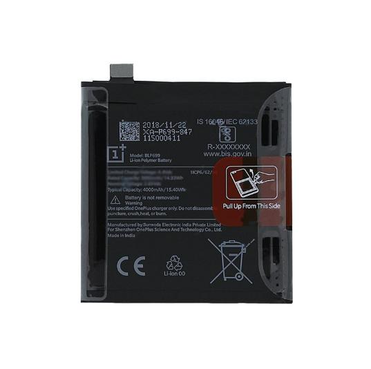 Аккумулятор для OnePlus 7 (BLP699) оригинальный