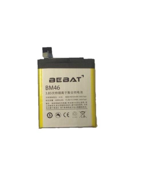Аккумулятор Bebat для Xiaomi Redmi Note 3, Redmi Note 3 Pro, Redmi Note 3 Pro SE (BM46)