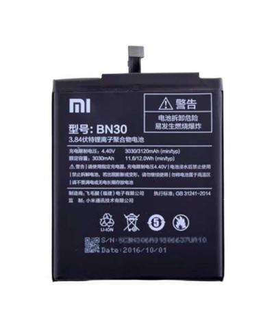Аккумулятор для Xiaomi Redmi 4a (BN30) оригинальный