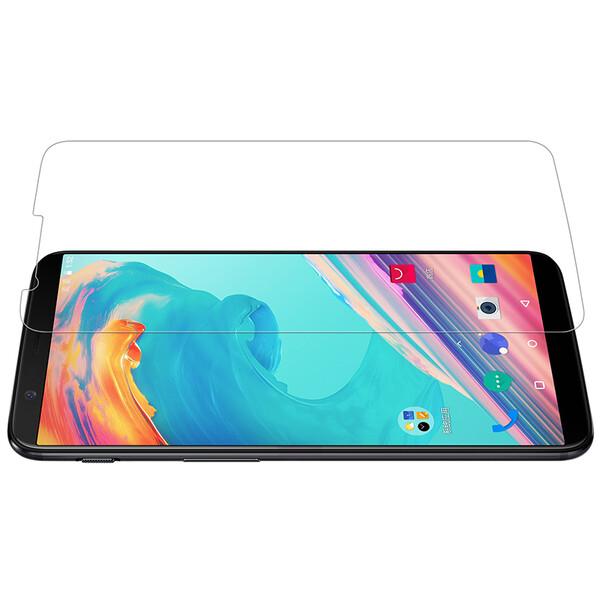 Защитное стекло для OnePlus 5T, цвет: прозрачный