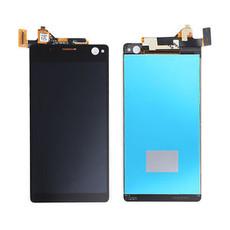 Экран для Sony Xperia C4 E5303 с тачскрином, цвет: черный (оригинал)