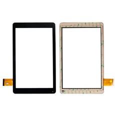 Тачскрин для планшета Digma Plane 1700 (xc-pg1010-055-0a-fpc, f1b690a, Hk10dr2796), цвет: черный