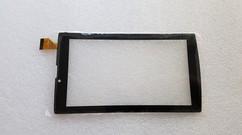 Тачскрин для планшета Digma Plane 7004 3G PS7032PG, 7005ST 3G PS7039PG, 7007 3G PS7054MG, 7012M 3G PS7082MG, цвет: черный