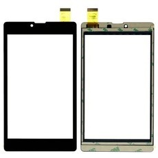 Тачскрин для планшета Digma Plane 7700, 7700T, 7700B (WJ1588-FPC-V2, sq-pg71135b01-fpc, PS1127PL), цвет: черный
