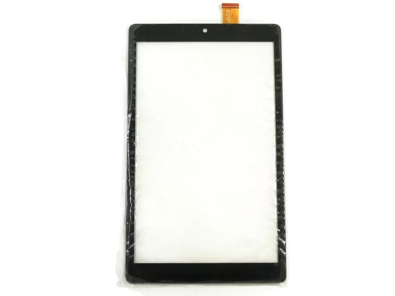 Тачскрин для планшета Digma Optima 8004, (RP-275A-8.0-FPC-2A), цвет: черный