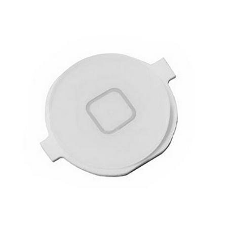 Кнопка Home для Apple iPhone 4, цвет: белый