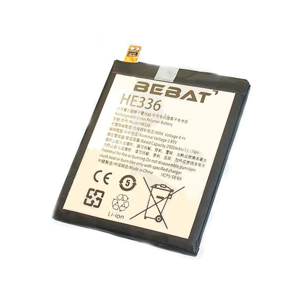 Аккумулятор Bebat для Nokia 3.1 (HE336)