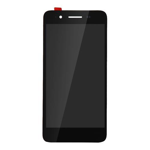 Экран для Huawei GR3 (TAG-L21, Enjoy 5S) с тачскрином, цвет: черный