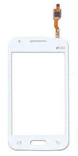 Тачскрин для Samsung Galaxy Ace 4 Neo (G318H), цвет: белый