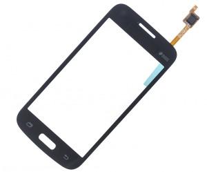 Тачскрин для Samsung Galaxy Star Advance (G350E), цвет: черный