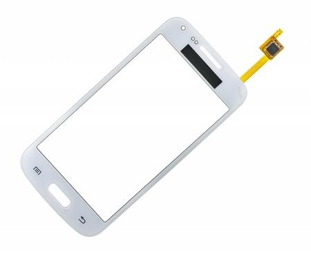 Тачскрин для Samsung Galaxy Star Advance (G350E), цвет: белый