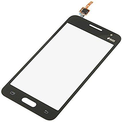 Тачскрин для Samsung Galaxy Core 2 (G355H), цвет: черный