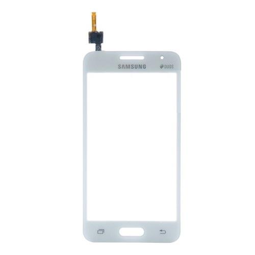 Тачскрин для Samsung Galaxy Core 2 (G355H), цвет: белый