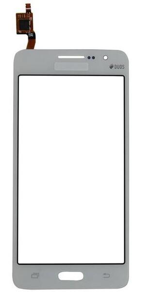 Тачскрин для Samsung Galaxy Grand Prime VE Duos (G531H), цвет: белый