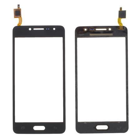 Тачскрин для Samsung Galaxy J2 Prime (G532F), цвет: черный