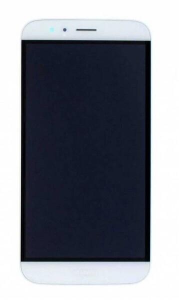 Экран для Huawei G8 (RIO-L01) с тачскрином, цвет: белый