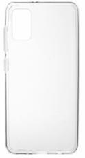 Чехол для Samsung Galaxy A41 силиконовый, цвет: прозрачный