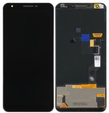 Экран для Google Pixel 3A с тачскрином, цвет: черный, OLED
