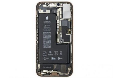 Аккумулятор для Apple iPhone Xs (616-00512, 616-00514) оригинальный