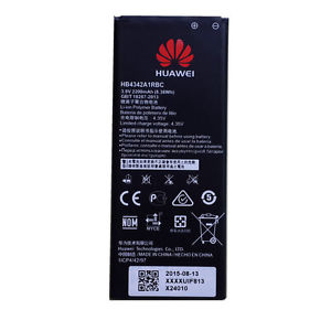 Аккумулятор для Huawei Ascend Y6 (SCL-L01), 3G (SCL-L31), Y6 4G (SCL-L21) (SCL-L01) (HB4342A1RBC) оригинальный