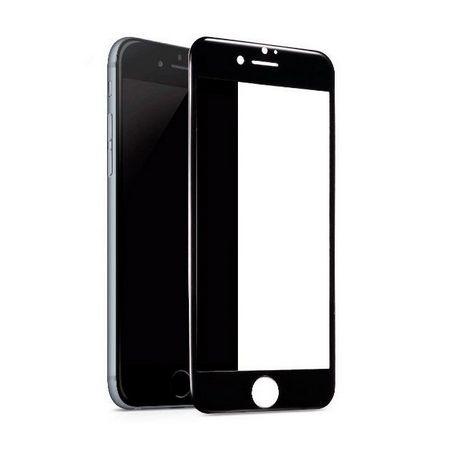 Защитное стекло для Apple iPhone 8 5D (полная проклейка), цвет: черный