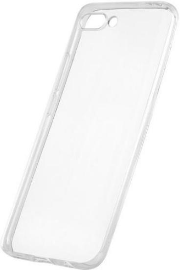 Чехол для Huawei Honor 10 силиконовый, цвет: прозрачный