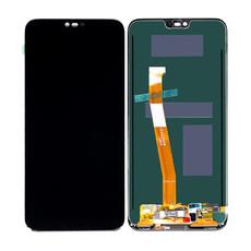 Экран для Huawei Honor 10 (COL-L29A) с тачскрином, цвет: черный