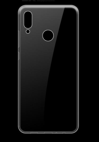 Чехол для Huawei Honor 10 Lite, цвет: прозрачный