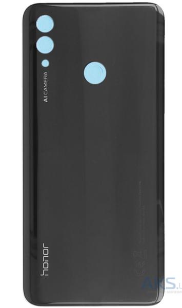 Задняя крышка (корпус) для Huawei Honor 10 Lite (HRX-LX21), цвет: черный