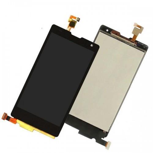 Экран для Huawei Honor 3C (H30-U10) с тачскрином, цвет: черный