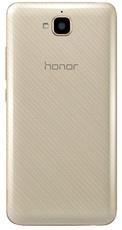 Задняя крышка (корпус) для Huawei Honor 4C Pro (Enjoy 5, TIT-L01), цвет: золотой