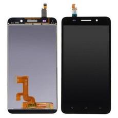 Экран для Huawei Honor 4X (G play) с тачскрином, цвет: черный