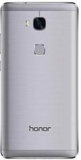 Задняя крышка (корпус) для Huawei Honor 5X, цвет: серый