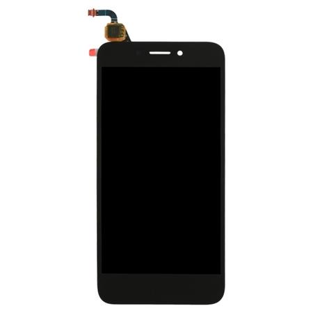 Экран для Huawei Honor 6A (DLI-TL20) с тачскрином, цвет: черный