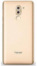 Задняя крышка (корпус) для Huawei Honor 6X (BLN-L21), цвет: золотой