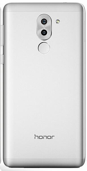 Задняя крышка (корпус) для Huawei Honor 6X (BLN-L21), цвет: серебристый